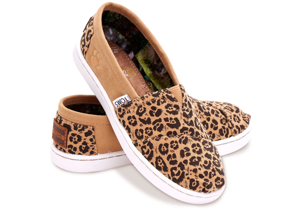 OMS Big Cat Collection Girls Shoes