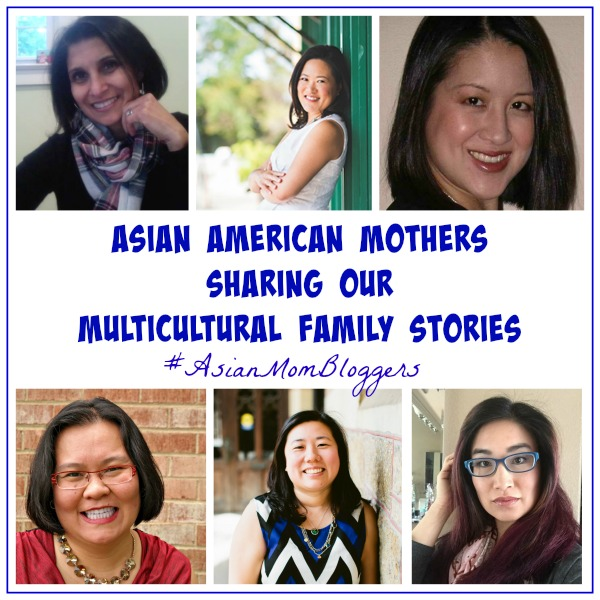 Asian American Mom Bloggers Banner #AsianAmericanMomBloggers