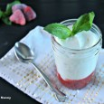 Strawberry Basil Puree with Greek Yogurt Recipe #SweetNewYear #CollectiveBias (AD)
