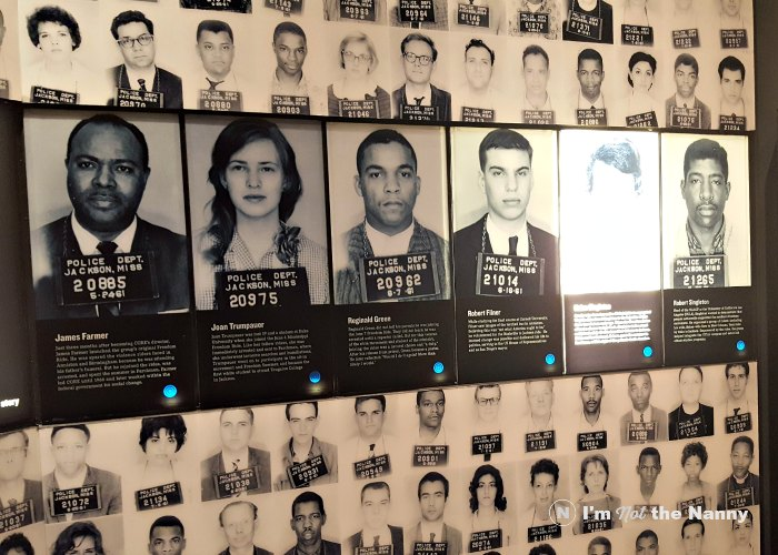 Members of Freedom Rides