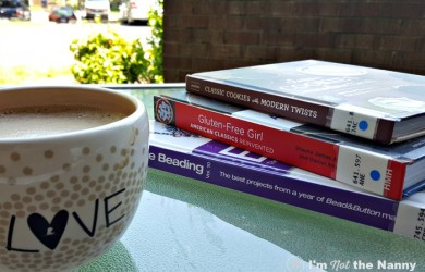 Cookbooks and coffee