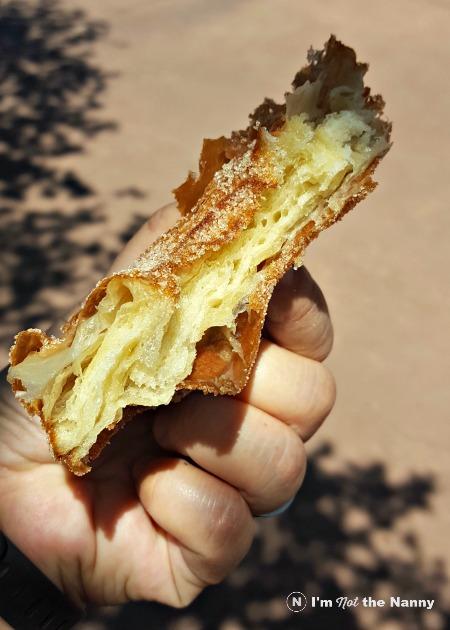 Croissant Donut Epcot