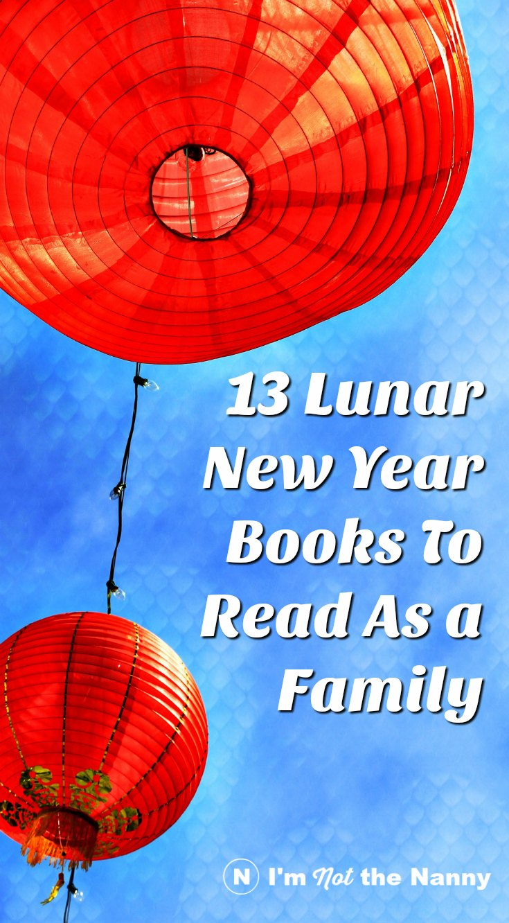 Lunar New Year Books for Kids