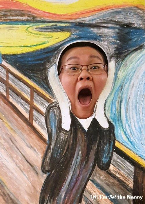Thien-Kim is a scream