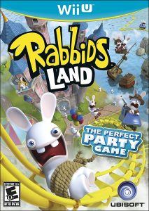Rabbids Land video game