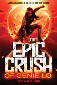 Epic Crush of Genie Lo by FC Yee