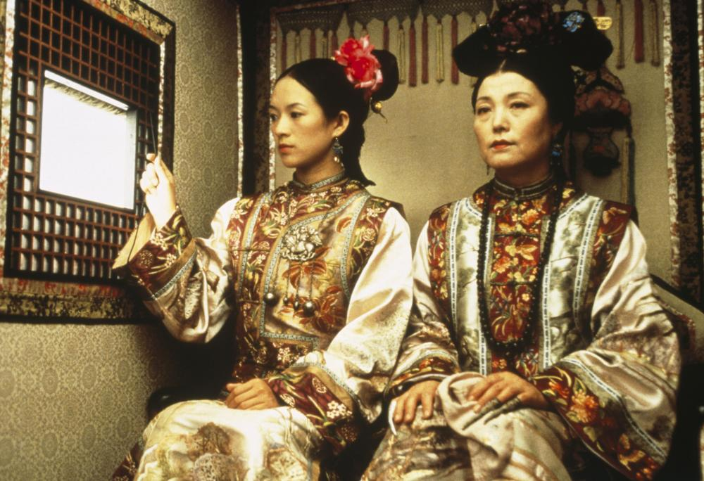 Cheng Pei Pei + Zhang Ziyi in Crouching Tiger Hidden Dragon