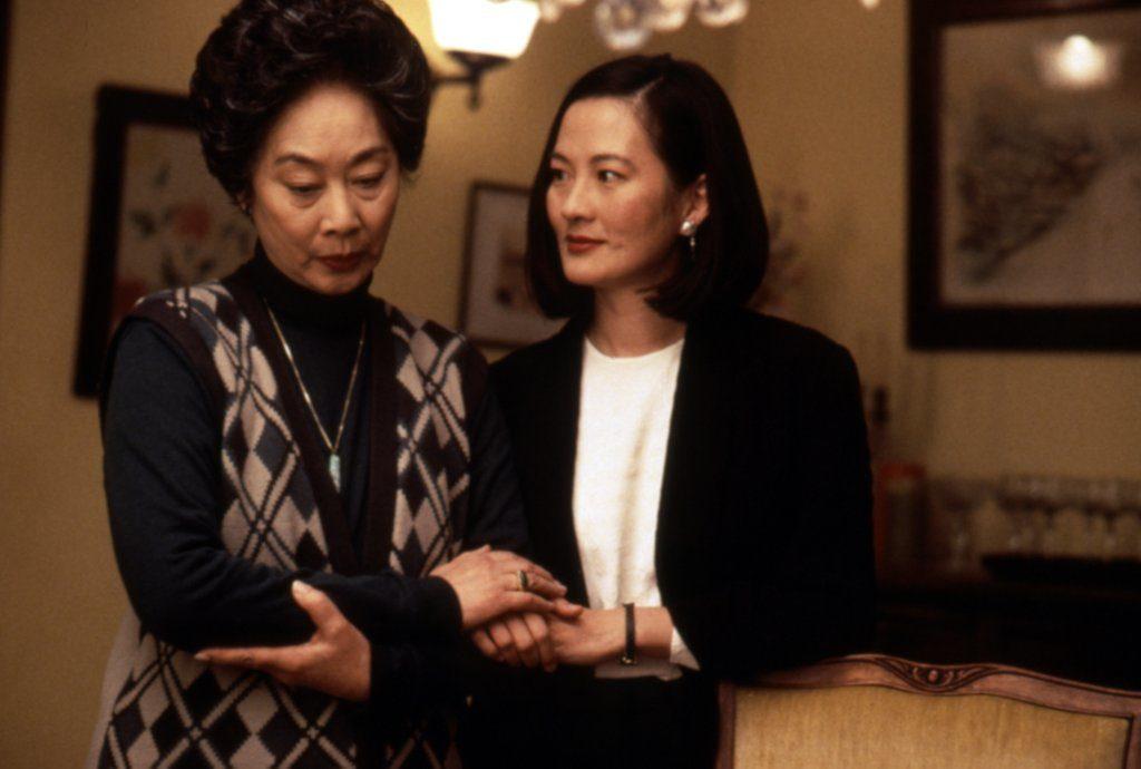 Lisa Lu & Rosalind Chao in The Joy Luck Club