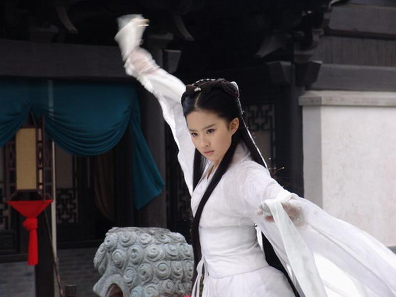 Liu Yifei - Return of the Condor Heroes 2006