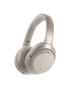 Sony Noise Canceling WH-1000XM3 Headphones.