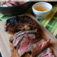 Easy Vietnamese Steak