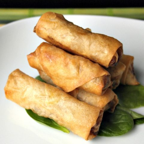 Vietnamese Chả Giò Egg Rolls Recipe