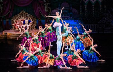 Ballet West The Nutcracker returns to Kennedy Center