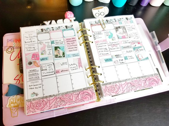 HB90 Planner Heart Breathings