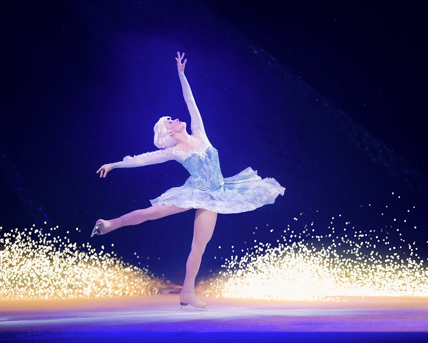 Disney On Ice-Elsa