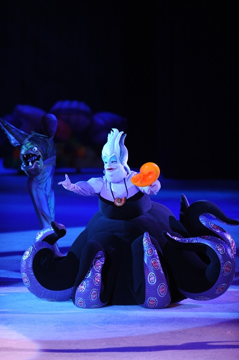 Disney on Ice-Ursula