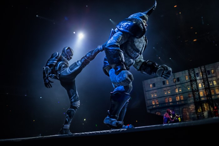 Marvel Universe Live Black Panther