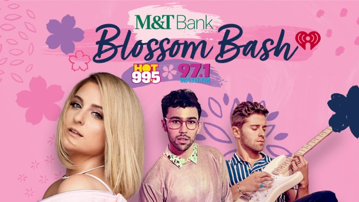 M&T Blossom Bash with Meghan Trainor
