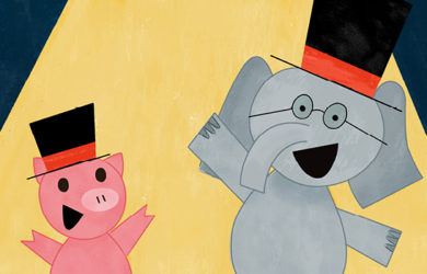 Adventure Theatre Elephant and Piggie