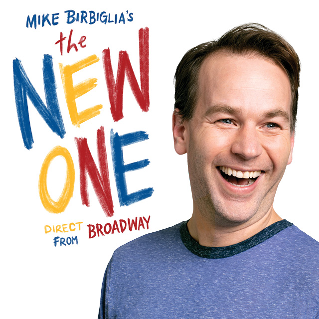 Mike Birbiglia's The New One at The National Theatre