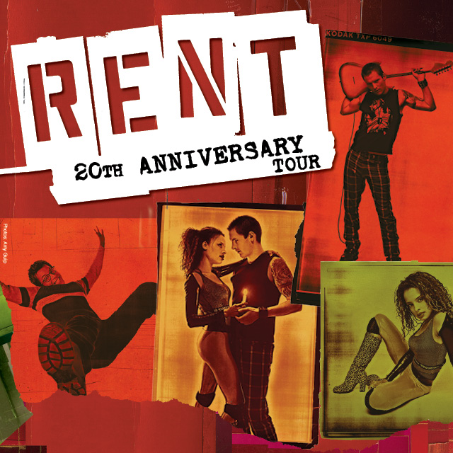 RENT Anniversary Tour at National Theatre DC
