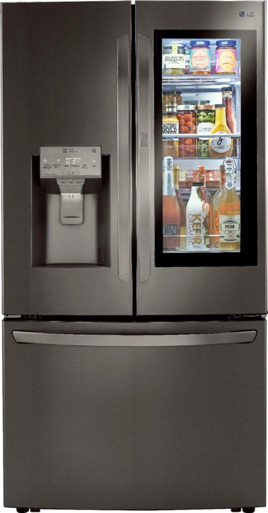 LG InstaView™ Door-in-Door® Refrigerator with Craft Ice™