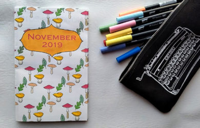 November Free Planner Printable