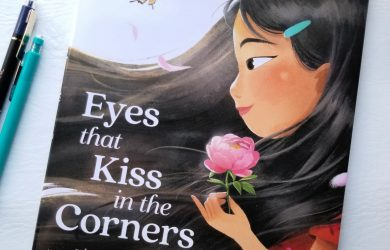 Eyes That Kiss in the Corner cover